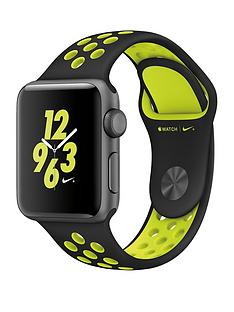 apple-apple-watch-nike-38mm-space-grey-aluminium-case-with-blackvolt-nike-sport-band