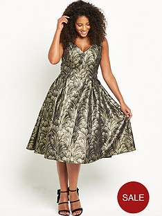 chi-chi-london-curve-embroidered-midi-dress-metallic