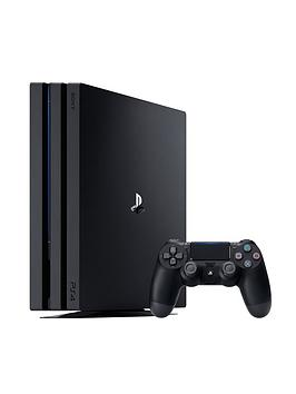 playstation-4-pro-1tb-console-with-optional-extra-controller-andor-12-months-playstation-network