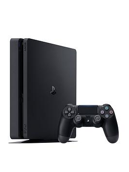 Playstation 4 500Gb Playstation Slim Console With Extra Controller