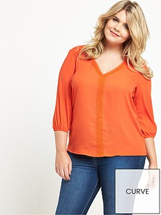 v-by-very-curve-curve-lace-and-ladder-trim-elasticated-blouse