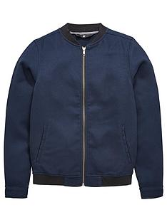 v-by-very-boys-pique-zip-bomber-jacket