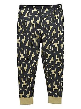 Mini V By Very Boys Number Printed Lounge Pants