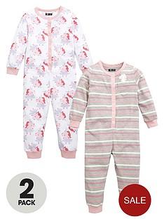 mini-v-by-very-girls-cute-unicorn-sleepsuitsnbsp2-pack