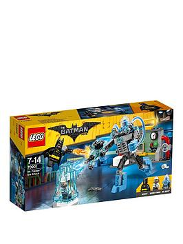 Lego The Batman Movie Lego Batman Mr. Freeze&Trade Ice Attack 70901