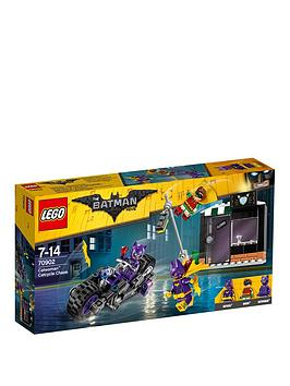 Lego The Batman Movie Lego Batman Catwoman&Trade Catcycle Chase 70902