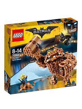Lego The Batman Movie Lego Batman Clayface&Trade Splat Attack 70904