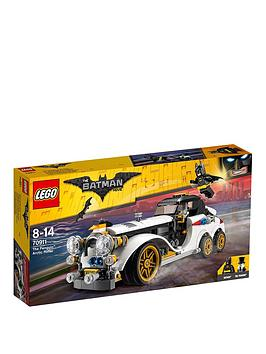 Lego The Batman Movie Lego Batman The Penguin&Trade Arctic Roller