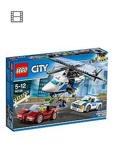 lego-city-lego-citynbsp--high-speed-chase-60138