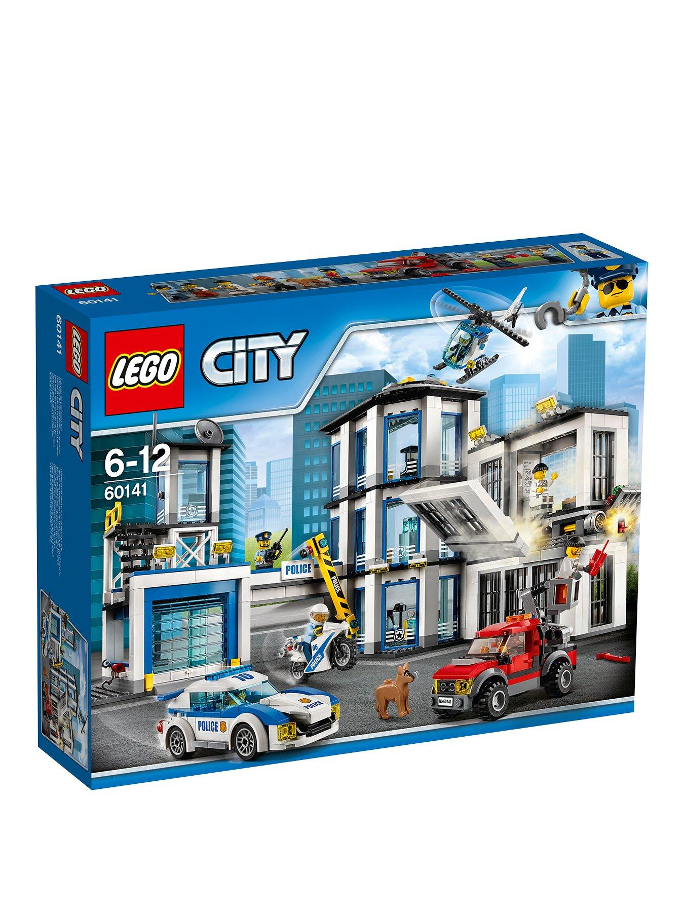 REPLACEMENT Instruction Booklets Manuals ONLY 60047 LEGO City Police Station