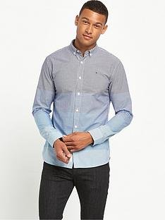 hilfiger-denim-block-stripe-checked-shirt