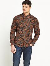 Gretton Paisley Long Sleeve Shirt