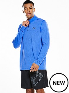 under-armour-under-armour-threadborne-fitted-14-zip-top