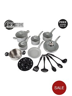 tower-9-piece-stone-coated-pan