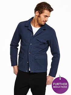 v-by-very-twill-jacket