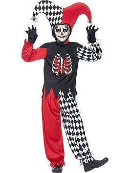 blood-jester-teen-sized-costume