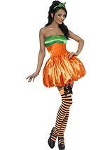 Fever Pumpkin&nbsp;- Adult Costume&nbsp;<br /><br />