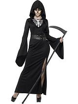 Lady Reaper Costume - Plus Size Adult Costume