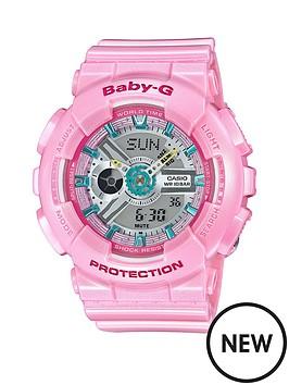 casio-casio-baby-g-pretty-tough-pink-multi-dial-ladies-watch