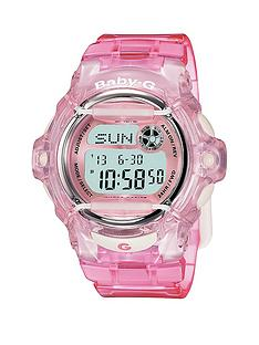 casio-casio-baby-g-pretty-tough-red-ladies-watch