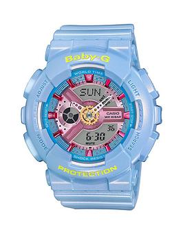 Casio Casio Baby G Pretty Tough Blue Ladies Watch