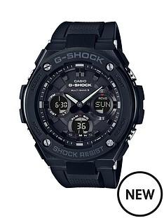 casio-casio-g-shock-g-steel-black-multi-dial-black-strap-mens-watch