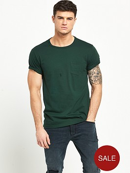 river-island-pocket-roll-sleeve-tshirt