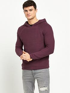 river-island-textured-knitted-hoody