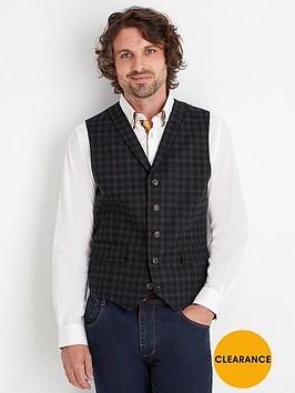 joe-browns-checked-waistcoat