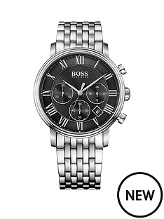 hugo-boss-black-hugo-boss-boss-black-elevation-black-dial-chronograph-stainless-steel-mens-watch
