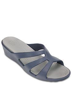crocs-sanrah-strappy-wedge