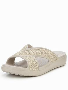 crocs-sloane-embellished-cross-strap
