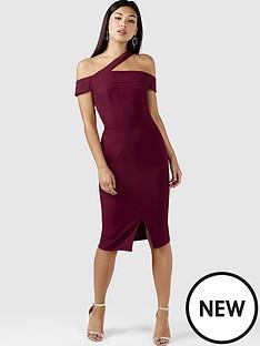 girls-on-film-one-shoulder-split-midi-dress