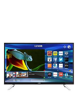 Luxor 49 Inch 4K Ultra Hd Freeview Play Smart Tv