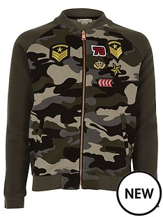 river-island-girls-khaki-camo-badge-bomber-jacket