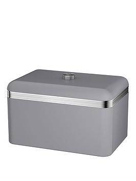swan-retro-bread-bin-ndash-grey