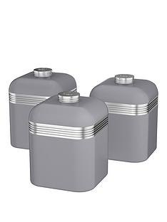 swan-retro-set-of-3-storage-canisters-ndash-grey