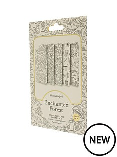 johanna-basford-johanna-basford-enchanted-forest-refill-pack-for-iphone-66s