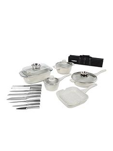 tower-tower-16-piece-pro-cerastone-die-cast-pan-set