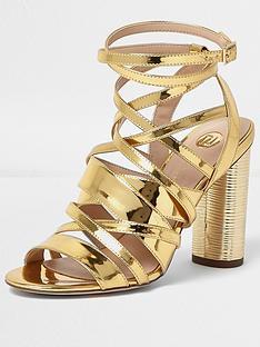 river-island-tie-up-circle-heel-sandal