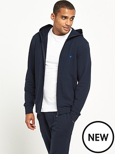 emporio-armani-big-eagle-hooded-loungetop