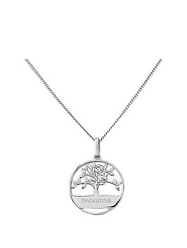chain personalised diamond silver charming sterling necklace engraving asp with pendant photo p