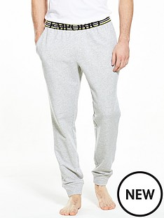emporio-armani-big-eagle-cuffed-loungepant