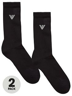emporio-armani-2pk-short-socks