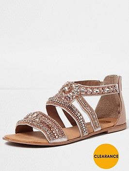 river-island-sky-embellished-flat-sandals
