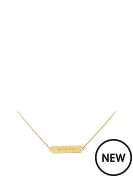 keepsafe-keepsafe-personalised-9ct-gold-tag-pendant