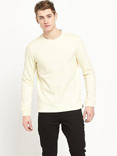 selected-homme-crew-neck-sweat-top