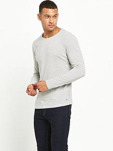 selected-homme-heritage-o-neck-tshirt
