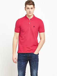 selected-homme-short-sleeve-embroidered-polo-top