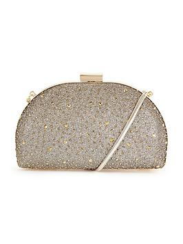 phase-eight-ivy-sparkle-hard-clutch-bag-gold
